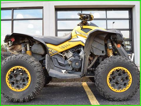 2014 Can-Am Renegade® 800R in Wauconda, Illinois