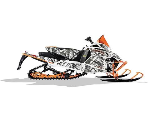 2017 Arctic Cat ZR® 8000 Limited ES 137 Orange in Findlay, Ohio