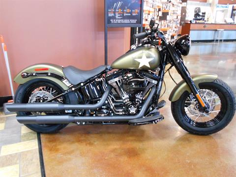 2017 Harley-Davidson Softail Slim® S in Mauston, Wisconsin