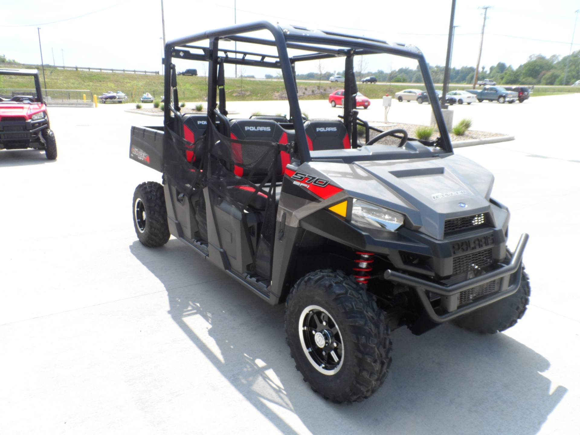 2017 polaris ranger crew 570 4 eps utility vehicles north. Black Bedroom Furniture Sets. Home Design Ideas