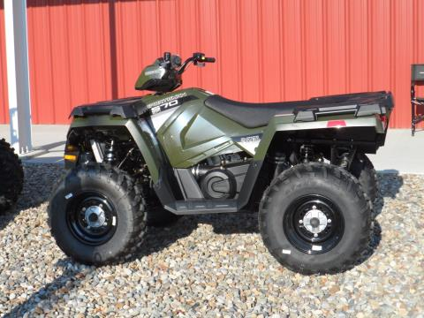 2016 Polaris Sportsman® 570 in North Canton, Ohio