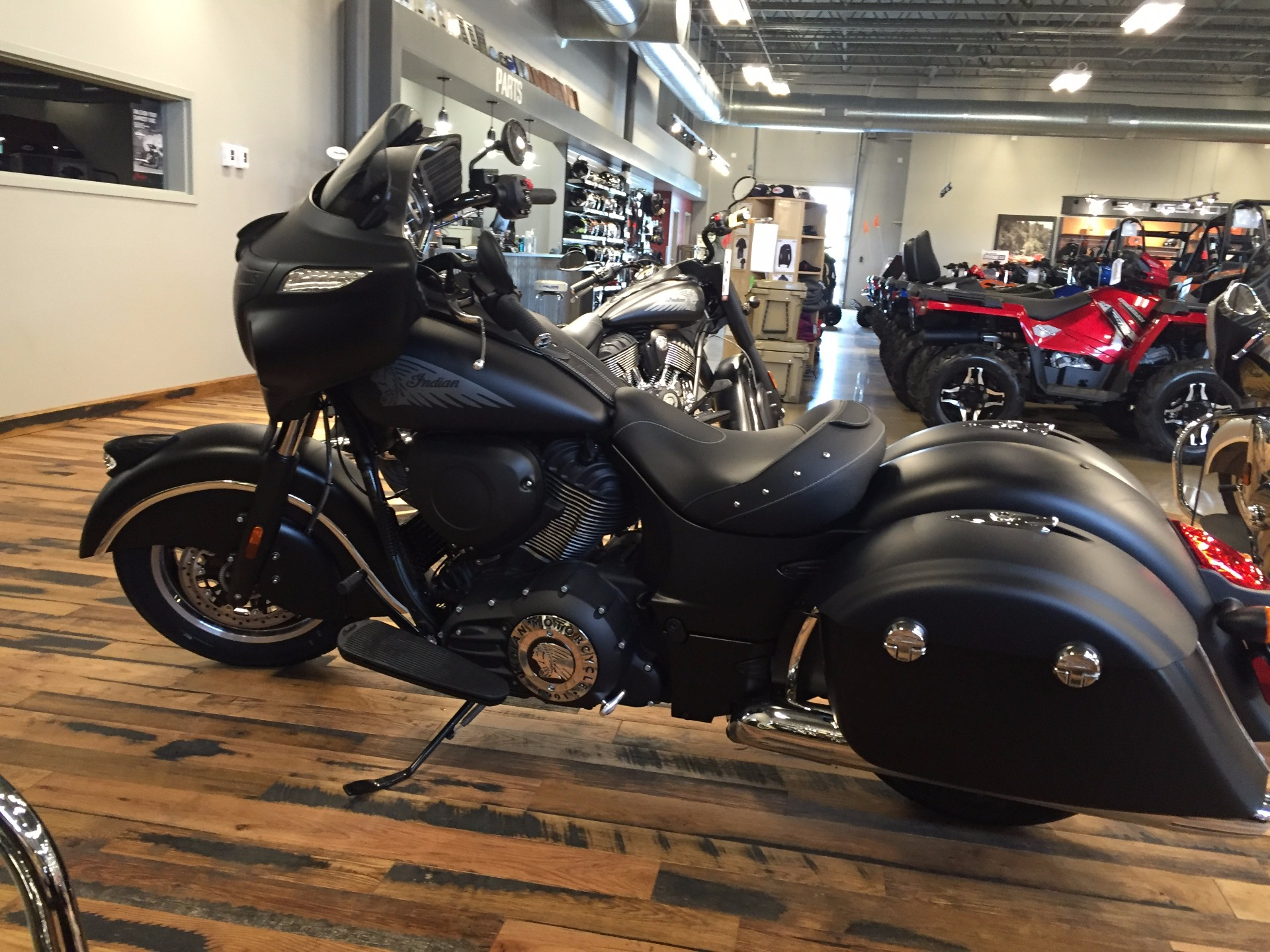 2017 indian chieftain dark horse motorcycles north canton ohio. Black Bedroom Furniture Sets. Home Design Ideas