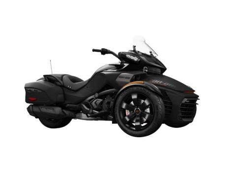 2016 Can-Am Spyder® F3 Limited Special Series in Leesville, Louisiana