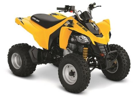 2016 Can-Am DS 250® in Leesville, Louisiana