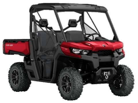 2016 Can-Am Defender XT™ HD8 in Leesville, Louisiana