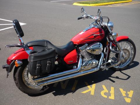 2007 Honda Shadow Spirit™ 750 C2 in Manchester, Connecticut