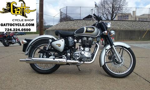 2017 Royal Enfield Classic 500 in Tarentum, Pennsylvania