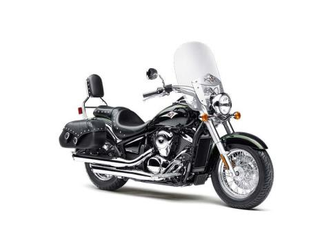 2015 Kawasaki Vulcan® 900 Classic LT in Norfolk, Virginia