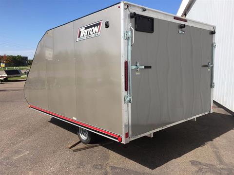 2017 Triton Trailers TC128 in Menomonie, Wisconsin