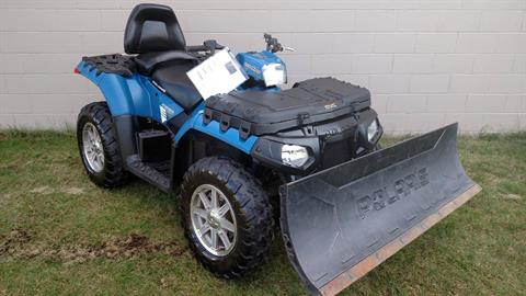 2014 Polaris Sportsman® Touring 550 EPS in Hudson, Wisconsin