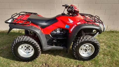 2009 Honda FourTrax® Foreman® Rubicon GPScape® EPS in Hudson, Wisconsin