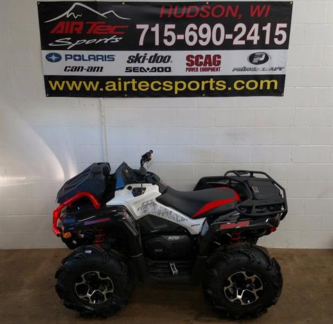 2017 Can-Am Outlander™ X® mr 570 in Hudson, Wisconsin
