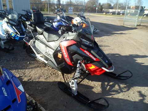 2016 Polaris 800 SWITCHBACK® PRO-S ES in Rice Lake, Wisconsin