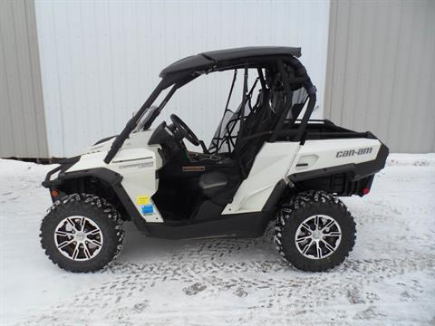 2014 Can-Am Commander™ Limited 1000 in Rice Lake, Wisconsin
