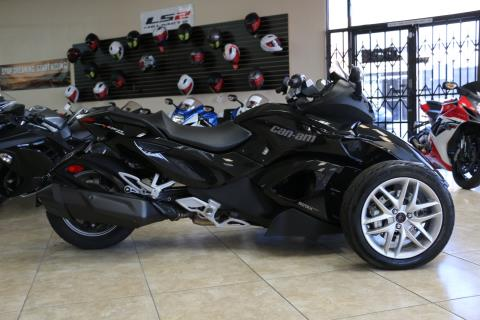 2015 Can-Am Spyder® RS SE5 in Las Vegas, Nevada