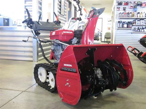 2010 Honda Power Equipment HS928TA in Spearfish, South Dakota