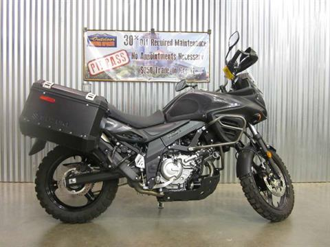 2014 Suzuki V-Strom 650 ABS Adventure in Spearfish, South Dakota