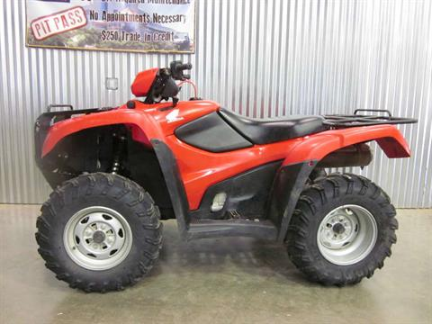 2013 Honda FourTrax® Foreman® 4x4 ES with EPS in Spearfish, South Dakota