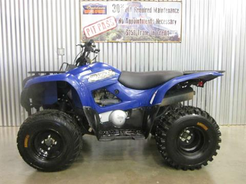 2013 Yamaha Grizzly 300 Automatic in Spearfish, South Dakota