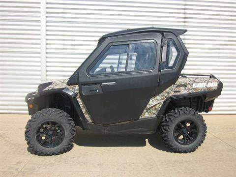 2015 Can-Am Commander™ XT™ 1000 Camo in Spearfish, South Dakota