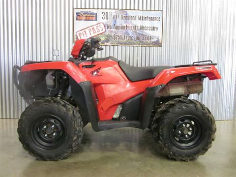 2015 Honda FourTrax® Foreman® Rubicon® 4x4 DCT EPS in Spearfish, South Dakota