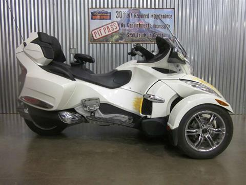 2012 Can-Am Spyder® RT Limited in Spearfish, South Dakota