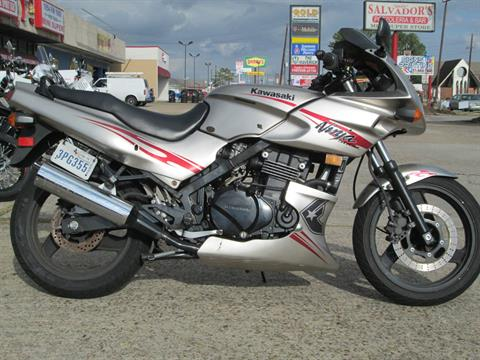2007 Kawasaki Ninja® 500R in Houston, Texas