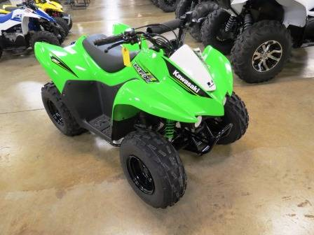 2017 Kawasaki KFX®90 in Romney, West Virginia