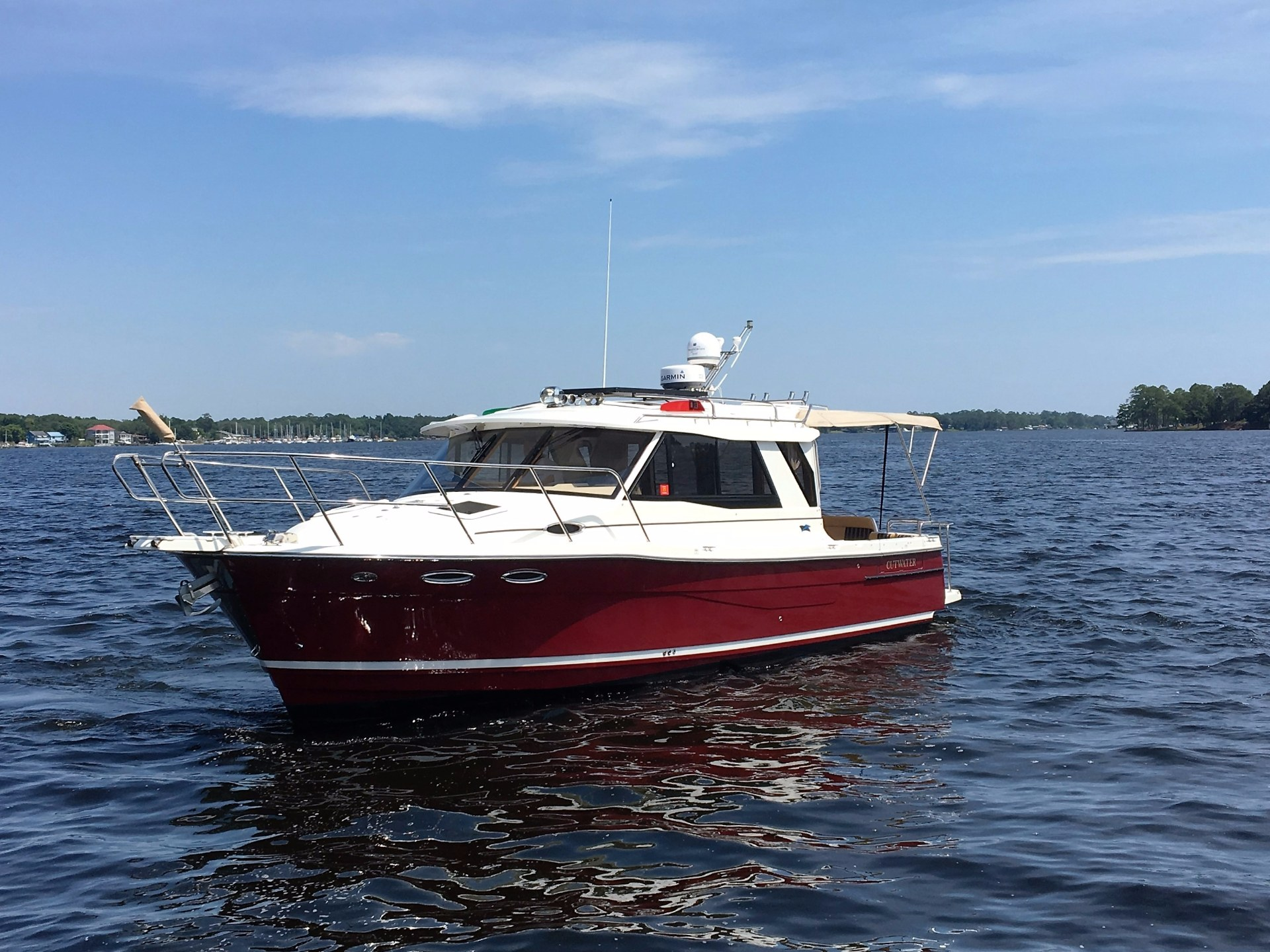 2014 Cutwater 30-S in Niceville, Florida