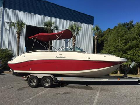 2007 Hurricane 257 Sundeck in Niceville, Florida