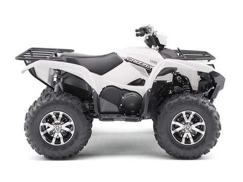 2017 Yamaha Grizzly EPS in Francis Creek, Wisconsin