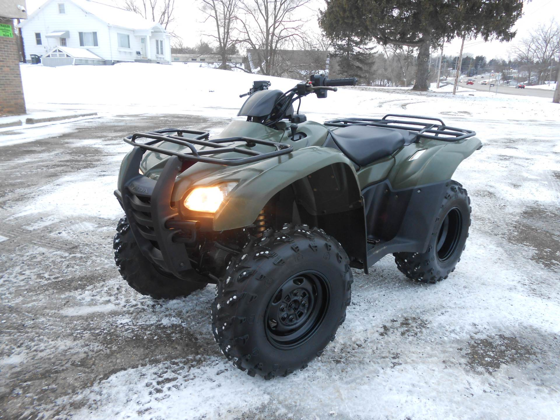 2013 FourTrax Rancher 4x4 ES
