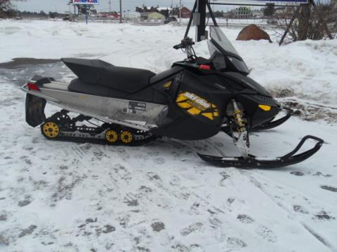 2009 Ski-Doo MX Z Adrenaline 800R PowerTEK in Eagle River, Wisconsin