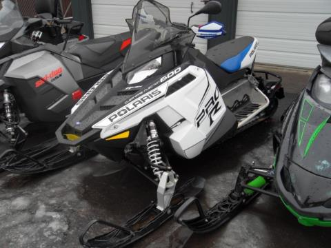 2013 Polaris 600 Rush Pro-R in Eagle River, Wisconsin