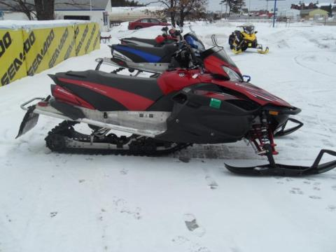 2010 Yamaha RS Vector LTX GT in Eagle River, Wisconsin