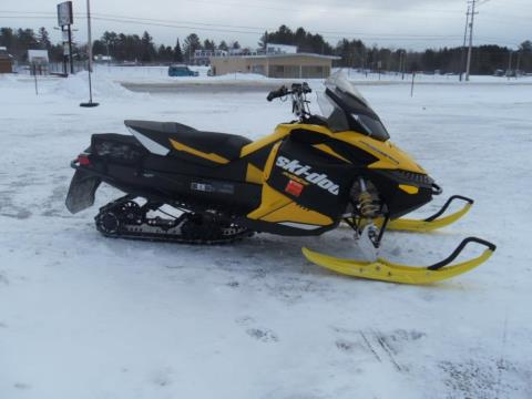 2012 Ski-Doo MX Z® TNT™ E-TEC 800R in Eagle River, Wisconsin