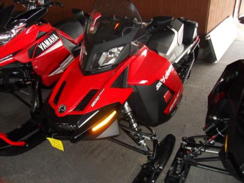 2015 Ski-Doo GSX® LE 4-TEC® 1200 in Eagle River, Wisconsin
