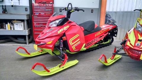 2016 Ski-Doo Freeride™ 154 in Eagle River, Wisconsin