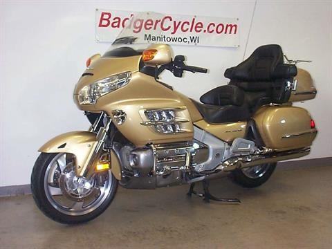 2006 Honda Gold Wing® Audio / Comfort / Navi in Manitowoc, Wisconsin