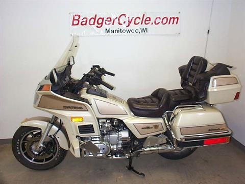 1986 Honda GL1200 FUEL INJECTED in Manitowoc, Wisconsin