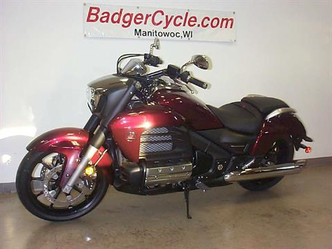 2014 Honda Gold Wing® Valkyrie® in Manitowoc, Wisconsin