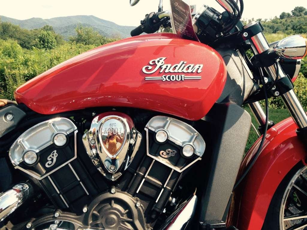2016 Indian Scout™ in Waynesville, North Carolina