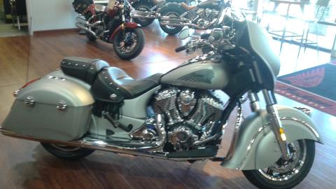 2016 Indian Chieftain® in Waynesville, North Carolina