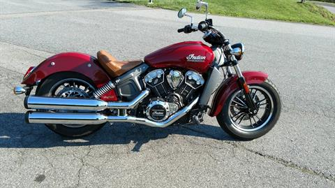 2016 Indian Scout™ ABS in Waynesville, North Carolina