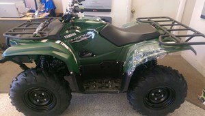 2016 Yamaha Kodiak™ 700 in Coloma, Michigan