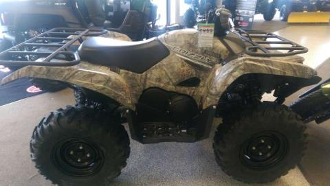 2016 Yamaha Grizzly® EPS in Coloma, Michigan