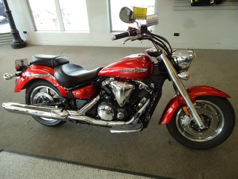 2012 Yamaha V Star 1300  in Coloma, Michigan