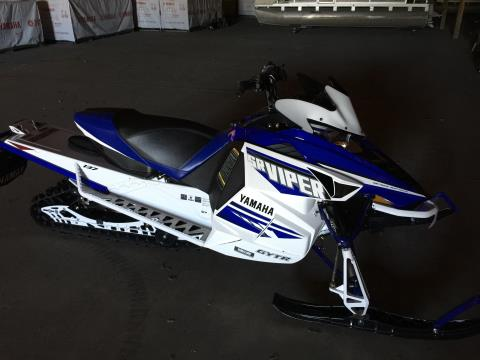 2016 Yamaha SRViper L-TX SE in Coloma, Michigan