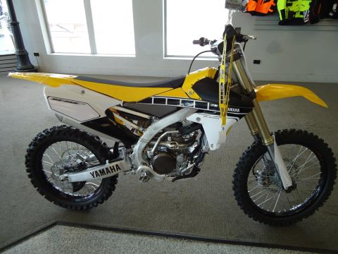 2016 Yamaha YZ250F in Coloma, Michigan