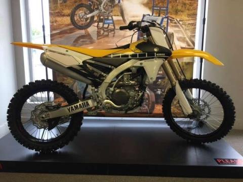 2016 Yamaha YZ450F in Coloma, Michigan
